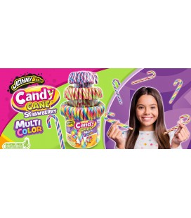 Multicolor candy Canes Johny Bee