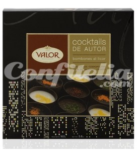 Cocktails de Autor chocolates Valor 160 grs.