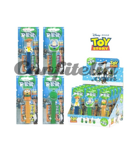 Toy Story Pez candy