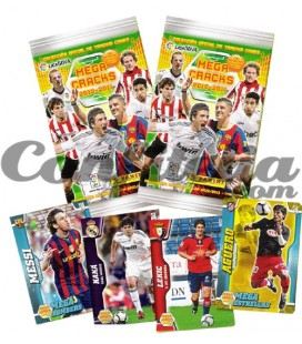 Mega Cracks trading cards 2010-2011 Panini