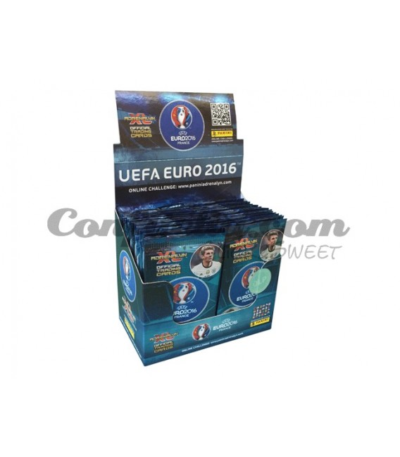 Adrenalyn XL Euro France 2016 cards