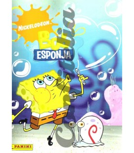 EspongeBob sticker album