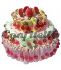Marshmallow cake 1.000 grs. with surprise