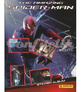 Coleccion de cromos The Amazing Spider-man de Panini