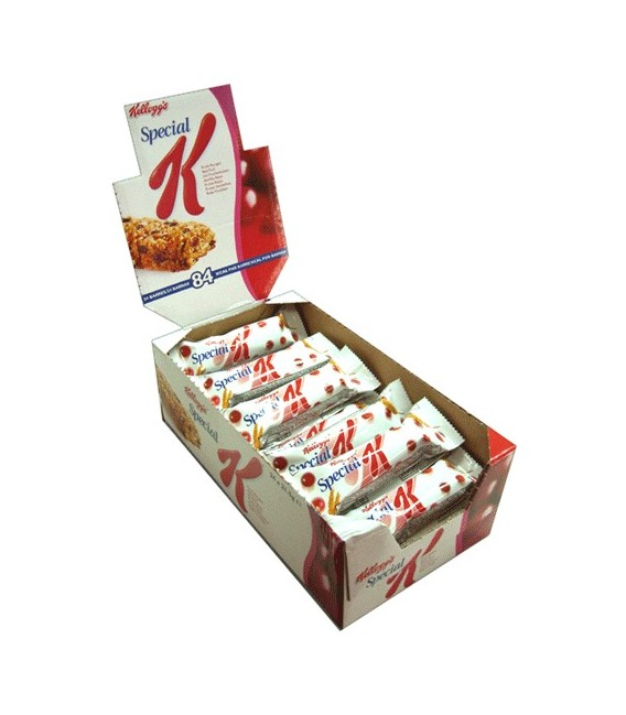 Special k red fruits bars