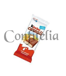 Kinder Cereali cereal bars