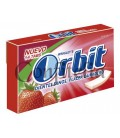 Chewing gum Orbit tab strawberry sugarfree