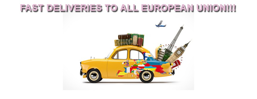 EUROPE DELIVERIES 2021